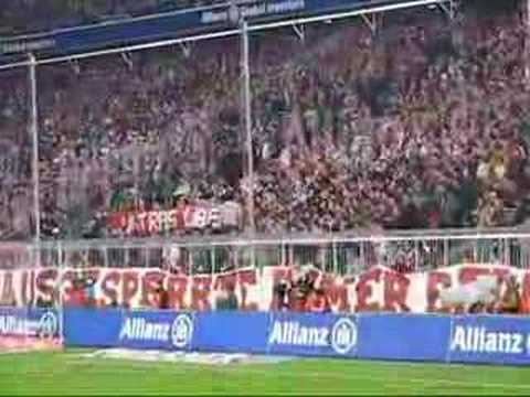 Bayern Munich Clap Chant
