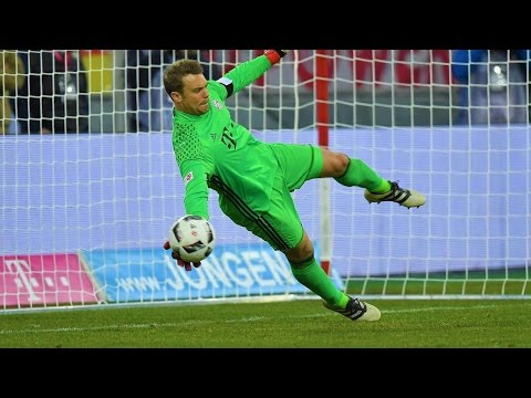 MANUEL NEUER | The Best Saves & Skills EVER ! ● 2007/16 – (HD)