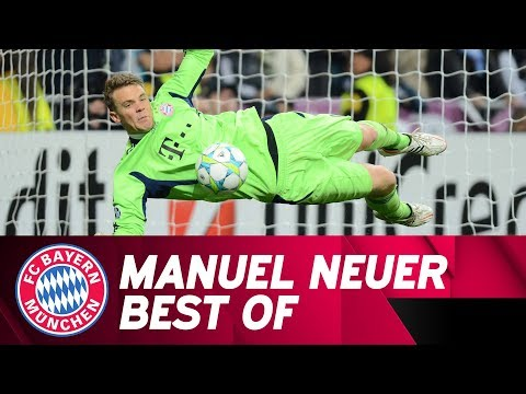 Manuel Neuer – His Best Saves! | FC Bayern
