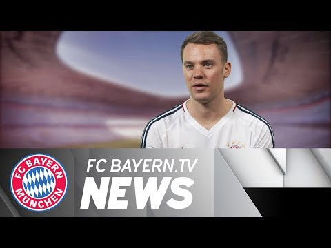 Prior to Besiktas: Neuer will watch the game at home and is excited about the atmosphere!