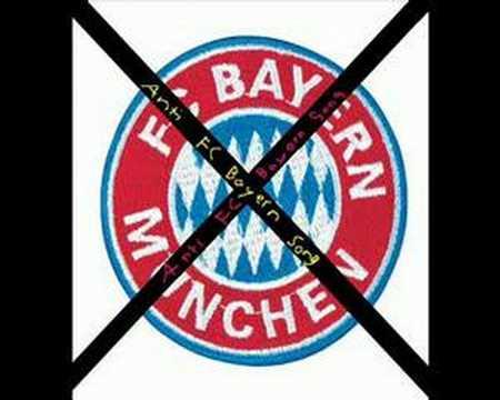Anti Bayern Song (Ger)