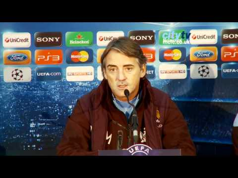 City v Bayern: Roberto Mancini EXCLUSIVE preview of the Champions League game