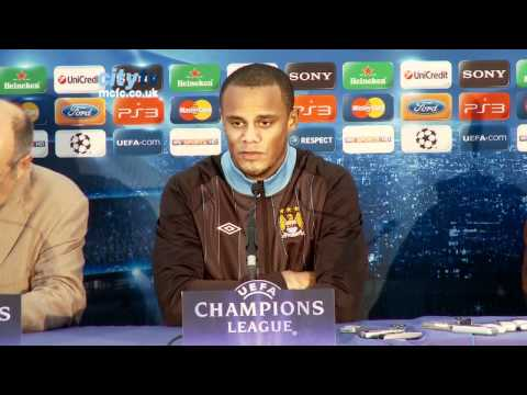 City v Bayern: Vincent Kompany EXCLUSIVE preview of the Champions League game