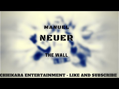 Manuel Neuer, the WALL!