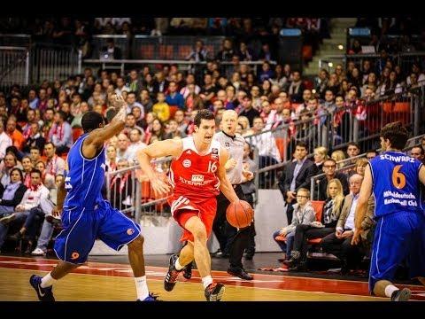 11. Spieltag: FC Bayern Basketball vs. MBC 106:81