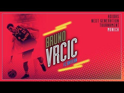 Bruno Vrcic – adidas NGT (FC Bayern Basketball)