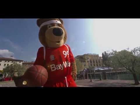 Trailer Ritiro estivo F.C. Bayern Basket Garda Trentino 2015