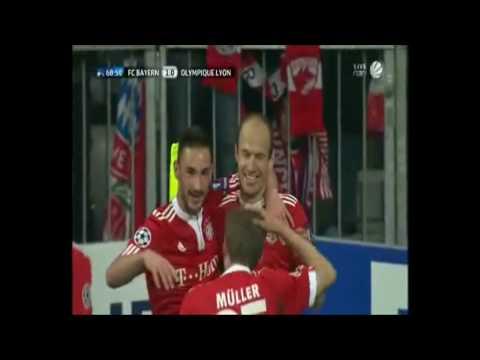 FC Bayern München – Championsleague Saison 2010