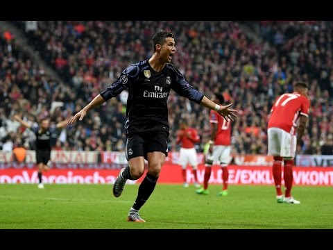 Bayern Munich vs Real Madrid 1-2 All Goals and Highlights  Champions League (12/04/2017)