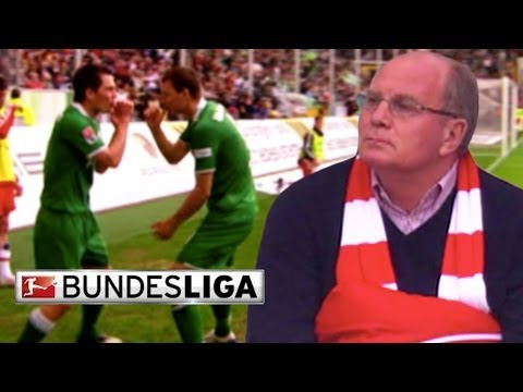 Wolfsburg vs. FC Bayern 2008/09 — Grafite's 'goal of the century' and Bayern's 5-1 debacle