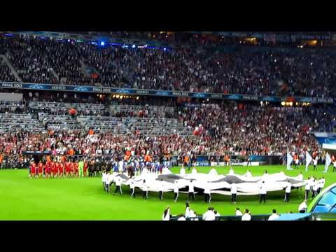 Champions League Anthem – FC Bayern München vs. Chelsea FC – 19.05.2012