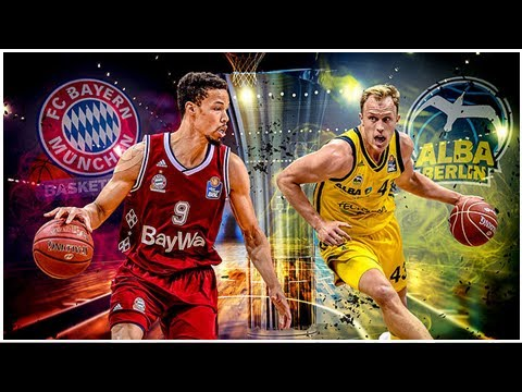 Basketball-Bundesliga, Finale: FC Bayern – ALBA Berlin LIVE im TV, Stream, Ticker