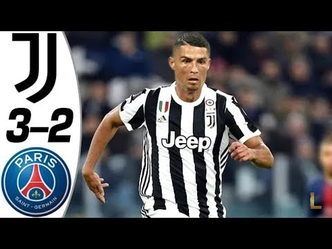 Juventus vs PSG 3-2 – All Goals & Extended Highlights RÉSUMÉN & GOLES ( Last Match ) HD