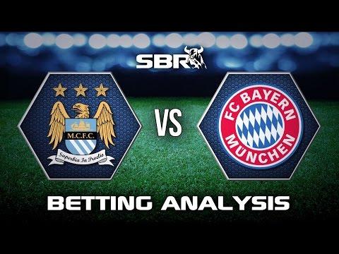 Manchester City vs Bayern Munich (3-2) 25.11.14 | Champions League Group E Football Match Preview