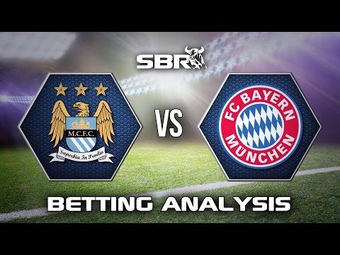 Manchester City vs Bayern Munich (3-2): 2014-15 Champions League Market Analysis