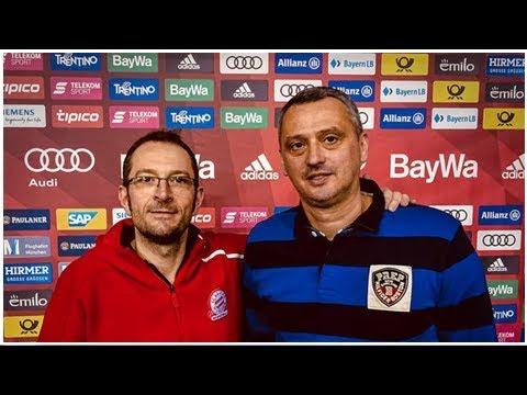 BBL: Dejan Radonjic neuer Trainer des FC Bayern Basketball