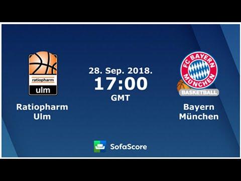 BBL: ratiopharm Ulm – Bayern München LIVE im TV, Stream, Ticker