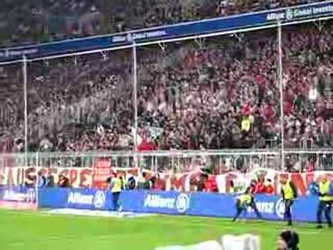 Bayern Munich Chant