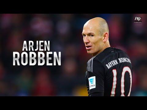 Arjen Robben – FC Bayern München – Skills & Goals – 2015 HD