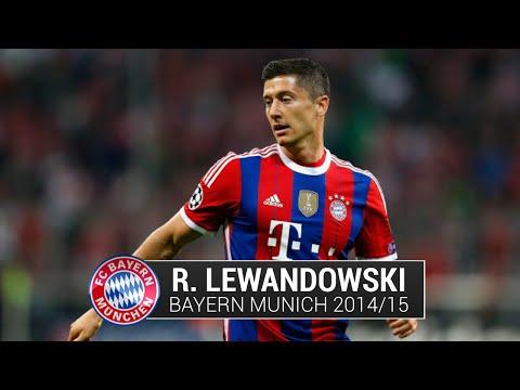 Robert Lewandowski 2014/15 | FC Bayern München – Goals, Skills – HD