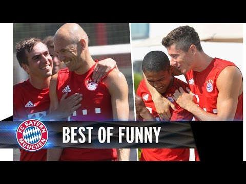 FC Bayern – Funniest Moments 2015