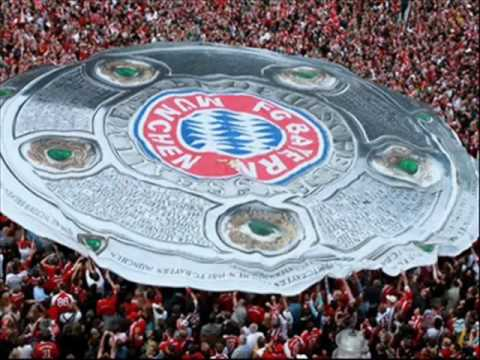Deutscher Meister 2010 FC Bayern Stern des Südens