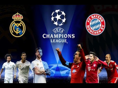 Real Madrid vs FC Bayern Munich Live