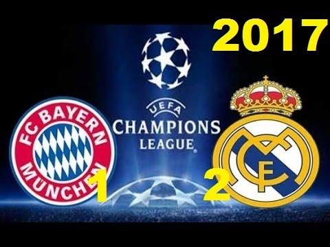 HASIL BAYERN MUNCHEN VS REAL MADRID, Skor Akhir 1-2 Liga Champions Tadi Malam