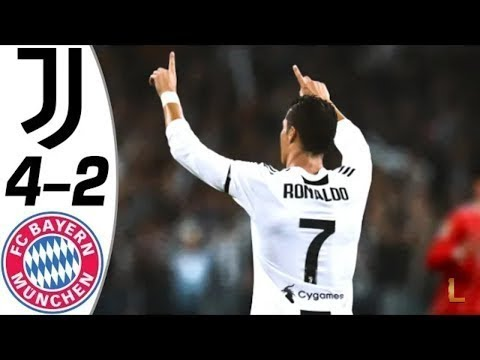 Juventus vs Bayern Munich 4 2   All Goals   Extended Highlights RÉSUMÉN   GOLES  Last Matches  HD