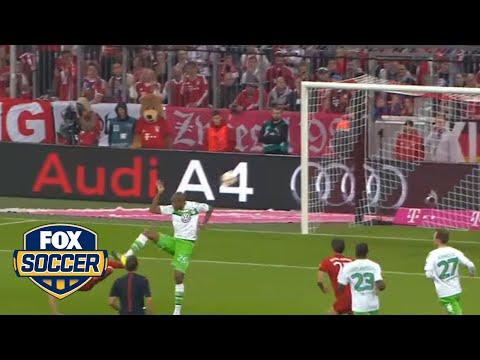 Robert Lewandowski scores five goals in 9 minutes | Bayern Munich vs. Wolfsburg