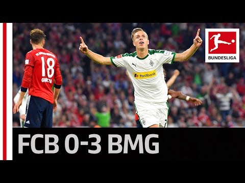 FC Bayern's Biggest Home Defeat To Mönchengladbach | All Goals
