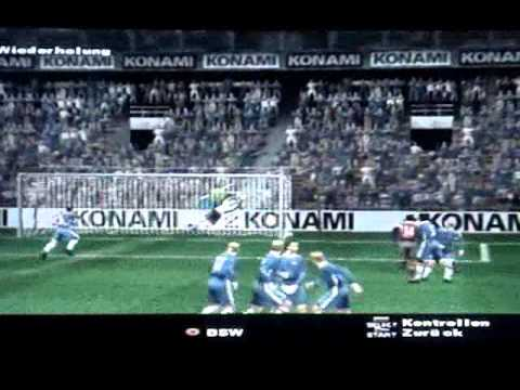 PES THE HISTORY OF ISS PRO EVOLUTION SOCCER – FC BAYERN GOALS
