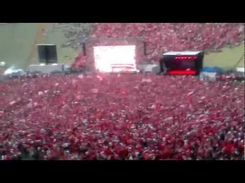 Stern des Südens LIVE – Public Viewing Olympiastadion (Bayern München – Chelsea) am 19.05.2012