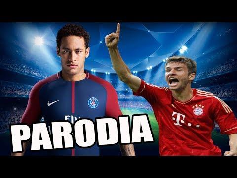 Canción PSG vs Bayern Munich 3-0 (Parodia MIX)