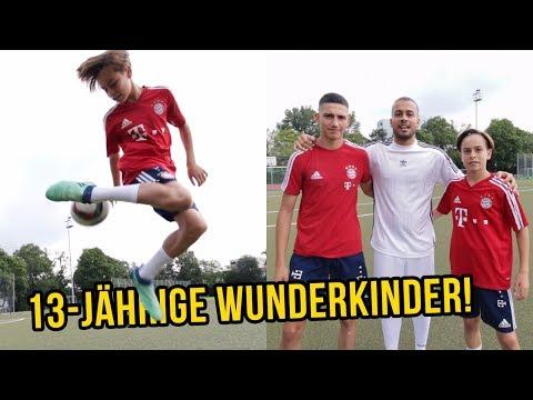FC Bayern München Wunderkinder zerstören mich!!