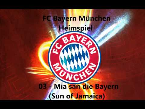 Fc Bayern – Mia san die Bayern (HQ)