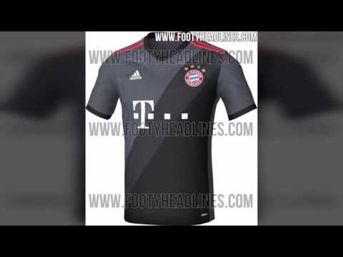 Bayern away kit rumours 16/17