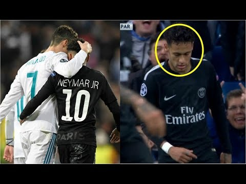 3 Differences Between Ronaldo and Neymar ● Real Madrid vs PSG 3-1