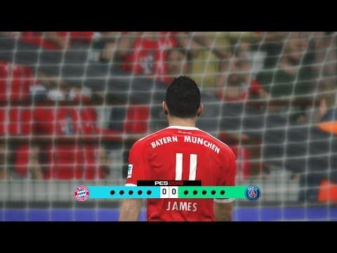 Bayern Munchen vs PSG – Penalty Shootout [New Kits 2017/18]