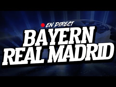 🔴 DIRECT / LIVE : BAYERN MUNICH – REAL MADRID // Club House ( MUNCHEN – REAL )