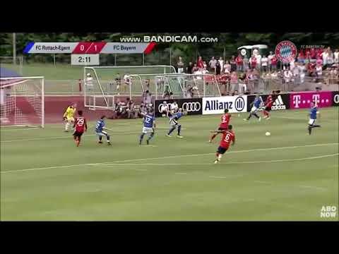Bayern Münih 20-2 Rottach Egern maç özeti