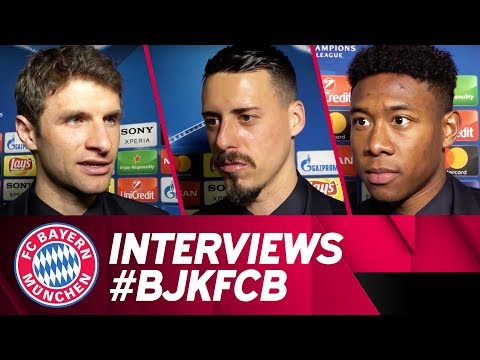 "Thomas Müller: ""Was special to play here"" 