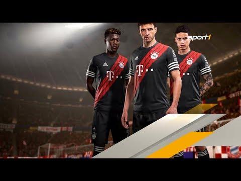 Überraschung! Das ist das neue Bayern-Trikot | SPORT1
