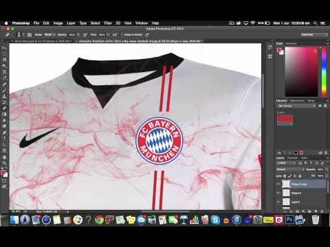 FC Bayern Home and Away Kit | Kit Recreation | Speed Art