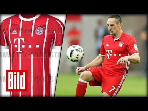Bayern München – Leak – Neues Trikot?