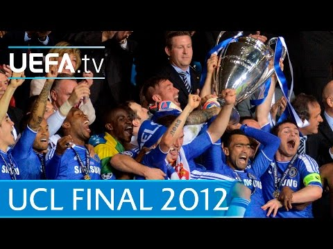 Chelsea v Bayern: 2012 UEFA Champions League final highlights