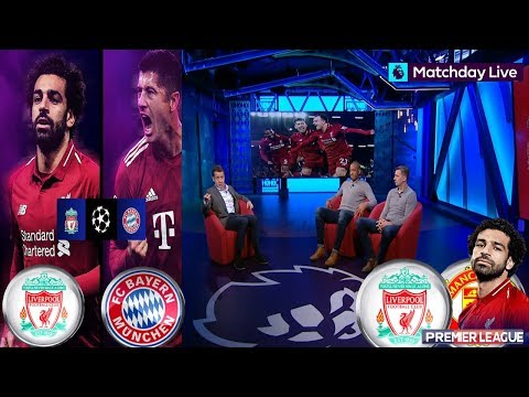 MNF: Liverpool vs Man Utd 3-1 pundits reactions #UCLdraw Round Of 16 Liverpool v Bayern