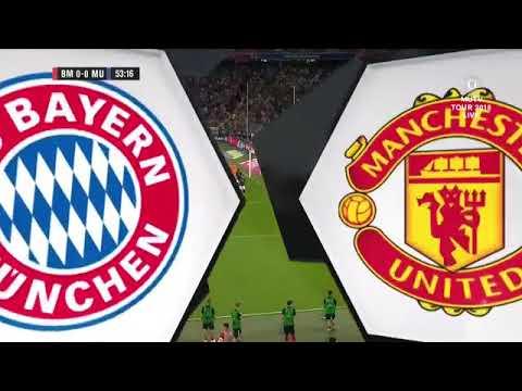FC Bayern gewinnt gegen Manchester United mit 1:0