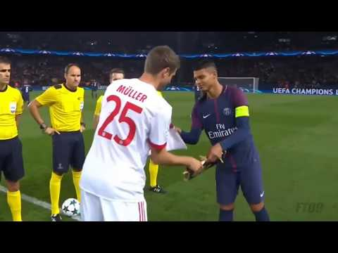 PSG vs Bayern Munich 3 0 English Commentary All Goals  Highlights UCL 27 09 2017
