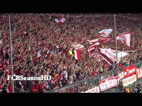 FC Bayern vs. Manchester City (1-0) – Südkurve München Stimmung 17.09.2014 HD